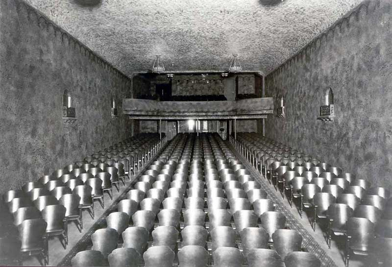 Original Roxy auditorium